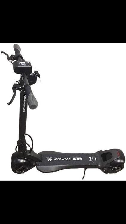 Mercane 2020 E-Scooter wide-wheel pro foldable black