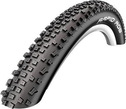 "Rapid Rob Tyre: 29"" x 2.10 Black Wire-On"