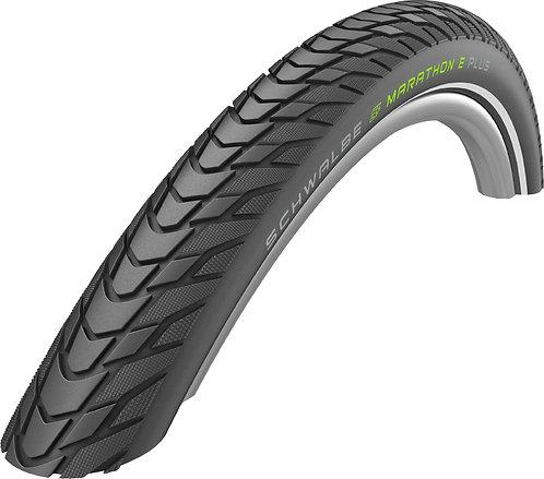 "Marathon E-Plus Tyre: 28"" x 1.50, 700c x 38mm"