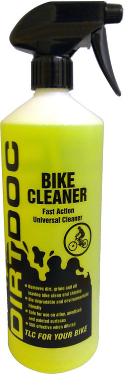 Bike Cleaner: 1L Bottle