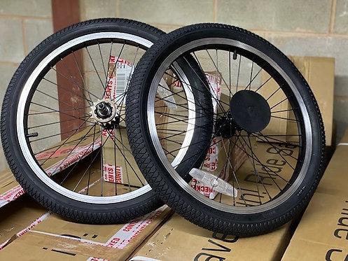 "BMX Skorpion 20""Wheelset"