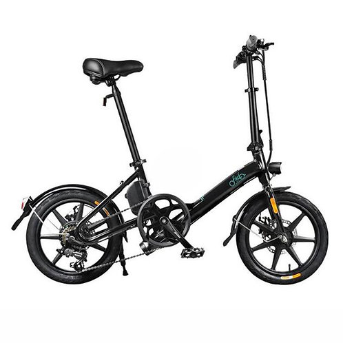 FIIDO D3/D3S Shifting Version 36V 7.8Ah 300W Electric Bicycle 16 Inch