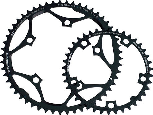 CT2 5-Arm/130mm Chainring: 40T