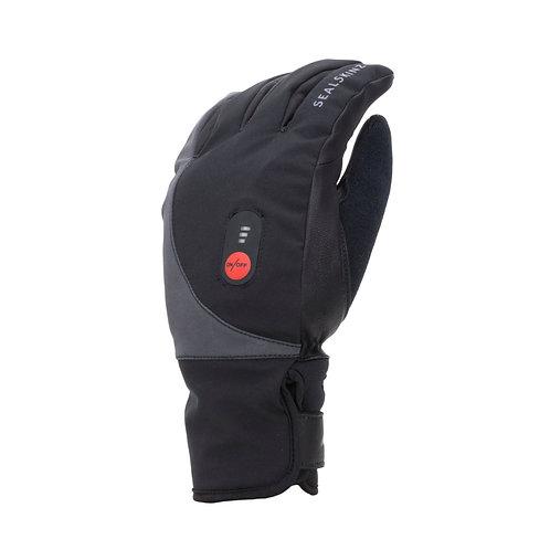 SEALSKINZ Waterproof Heated Cycle Glove