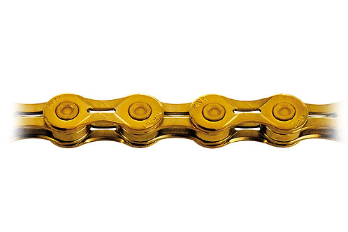 KMC X10 EL Ti-N Gold (KMCX10ELG) Chain