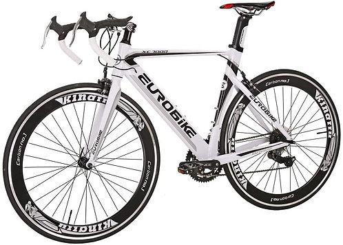 Eurobike Road Bike Aluminium Frame Racing Bicycles 14 Speed XC7000