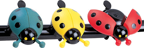 Ladybug Bell: Green