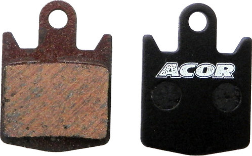 Kevlar Disc Brake Pads: Hope Tech M4