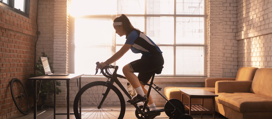 How Indoor Cycling Trainers Can Improve Your Fitness During Lockdown