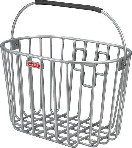 Alumino Basket 0393KSI: Silver