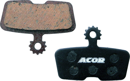 Kevlar Disc Brake Pads: Avid Code R