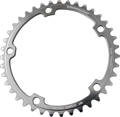 5-Arm/135mm Chainring: 51T