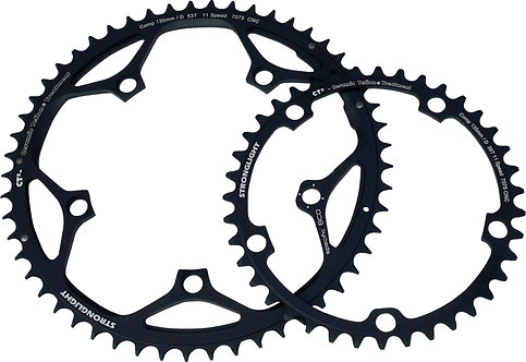 CT2 5-Arm/135mm Chainring: 42T