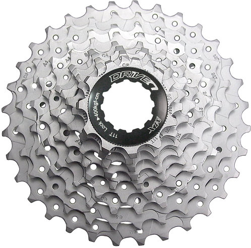 9-Speed 11-32T MX Cassette