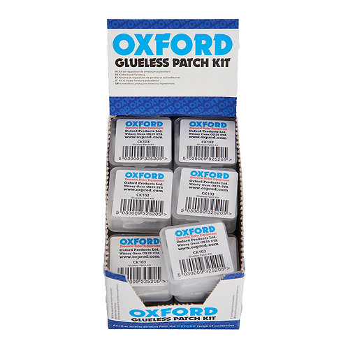 Oxford Cycle Puncture Repair Glueless Kit