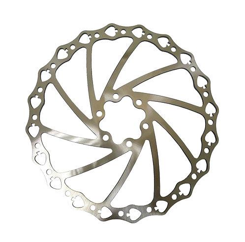 Disc Brake Rotor: 203mm