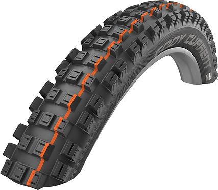 "Eddy Current Tyre: 27.5"" x 2.80 Rear Super Gravity Folding"