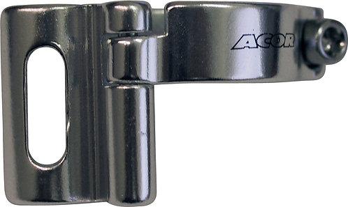 Alloy Front Derailleur Clamp: 31.8mm