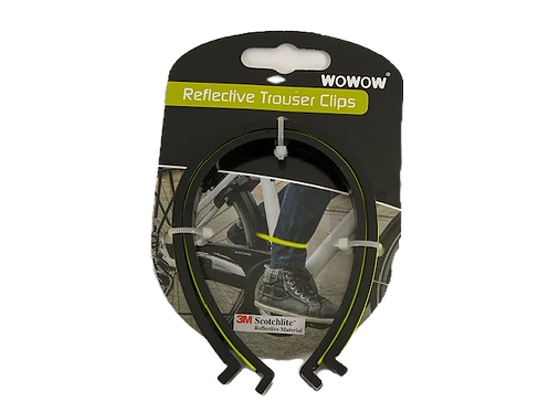 WOWOW Relective Trouser Clips