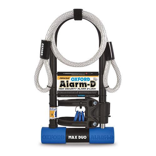 Alarm-D Duo Max High Security Lock