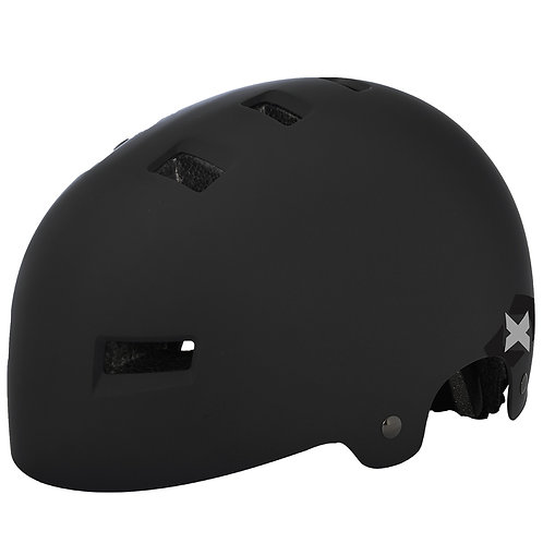 Urban Helmet: Black 54-58cm