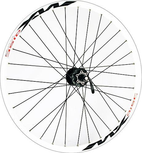 "Boulder MX/Deore 26"" Disc Wheel: Front"