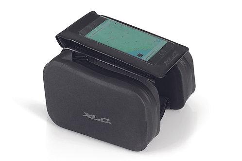 XLC WATERPROOF FRAME BAG WITH PHONE HOLDER
