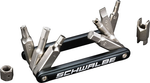 Schwalbe Multi Tool With Valve Functions With Valve Functions