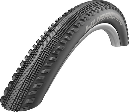 """Hurricane Tyre: 26"""" x 2.10 Black Reflex"""