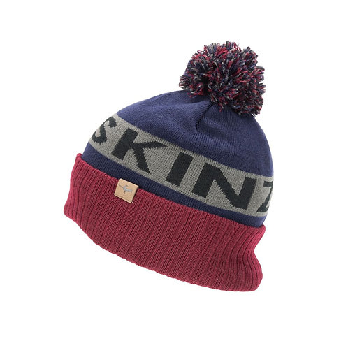 SEALSKINZ Water Repellent Cold Weather Bobble Hat