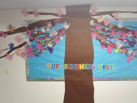 Help Kindness Grow - Our Kindness Tree