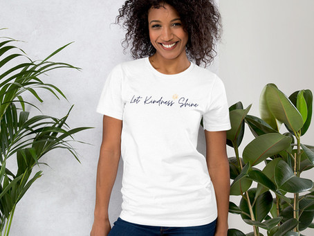 Introducing the Let Kindness Shine Shop!