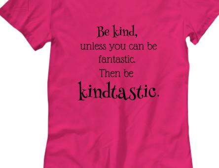 Be Kindtastic