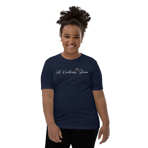Youth Short Sleeve T-Shirt - multiple colors