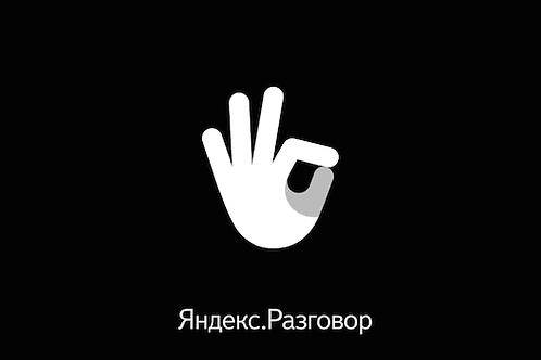 Приложение Яндекс.Разговор