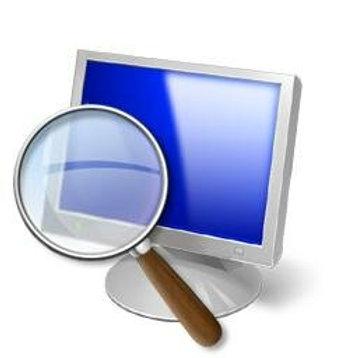 Специальные возможности Windows: Экранная лупа
