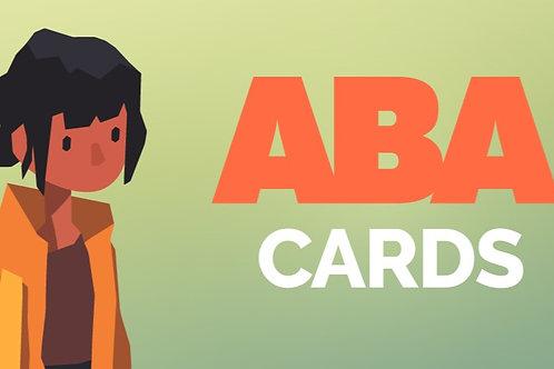 Приложение ABA Cards