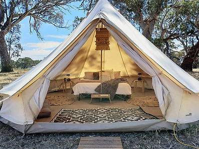For when those extra guests stay🏕__#lux