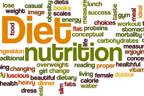 Diet & Nutrition Level 3 Certificate