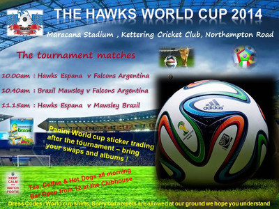 The Hawks World Cup