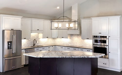 Kitchen remodeling by Evans Residential