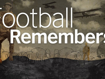 Football Remembers is Back this Weekend