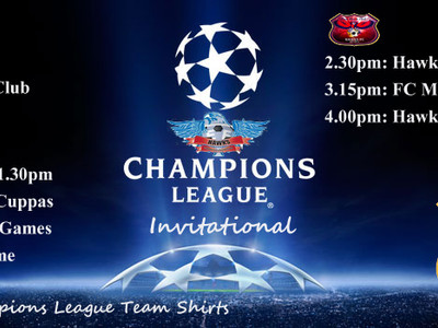 Summer Champions League Returns