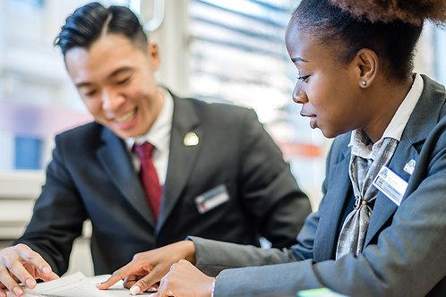 Hospitality Supervision and Leadership (RQF) Diploma Level 3