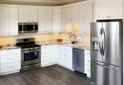New kitchen by Evans Residential