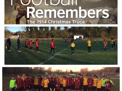 Football Remembers Game - a Great Success Again