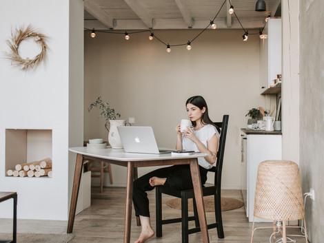 Trabajando en la nube al hacer Home Office