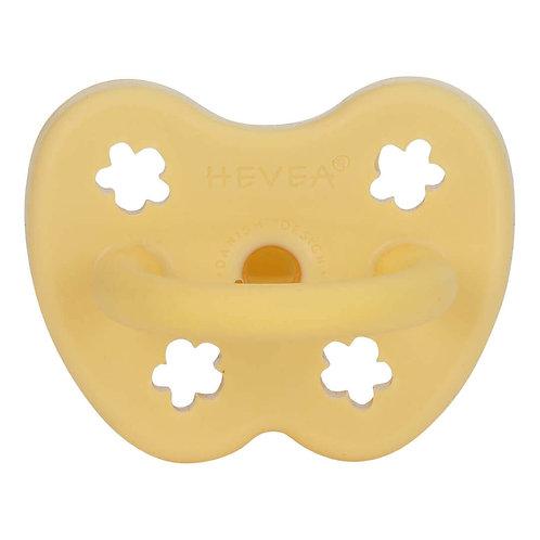 Chupete de caucho ortodoncia 3-36 meses Banana