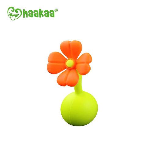 Tapón de Flor de silicona para recolector de leche materna Haakaa