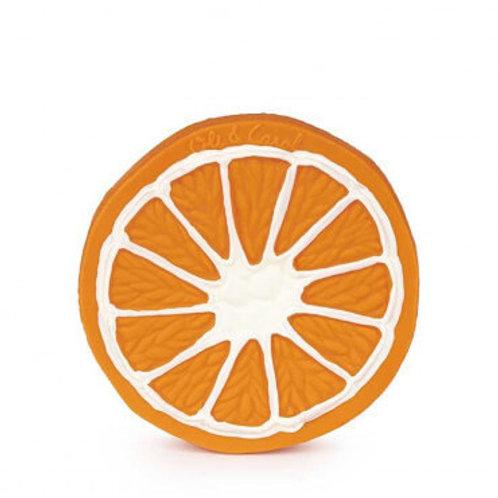Mordedor Clementino – La Naranja – Oli and Carol
